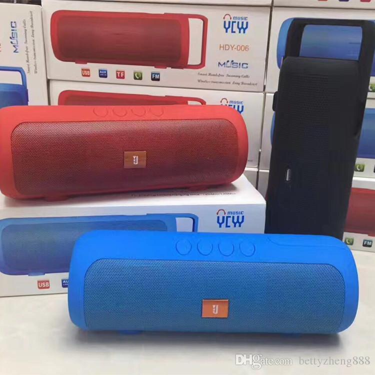 Best Hdy 006 Actory Wholesale Charge Wireless Bluetooth Speaker For J Outdoor Portable Subwoofer Hifi With Usb Dhl Free 2.1 With Retailed Box Top Best Car ...