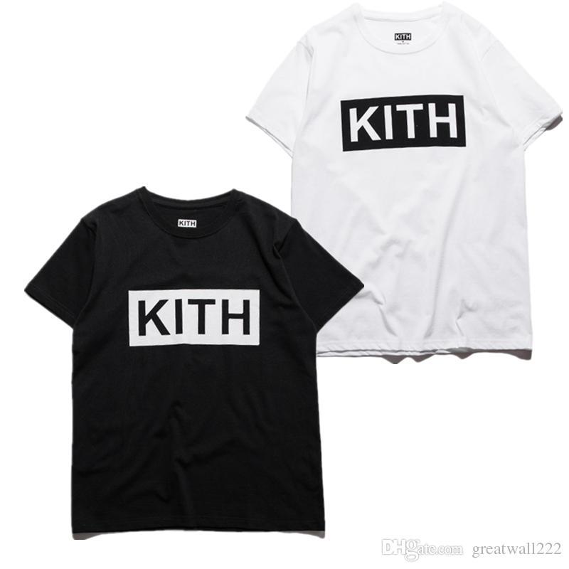 Tour Hip Hop Kith Men Streetwear Box T Purpose Classic Logo Shirt zMSVpU