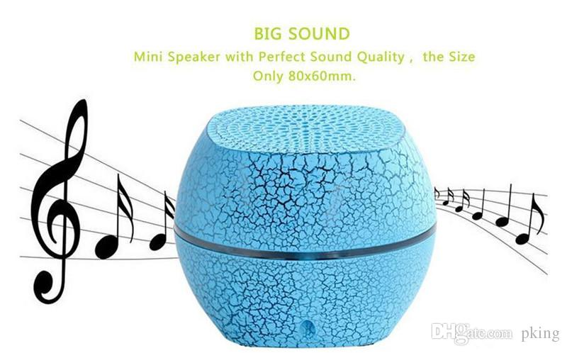 Newest High Quality Mini G2000 LED Bluetooth Speaker Stereo Portable Subwoofer Colorful LED Wireless Bluetooth Speaker Soundbox