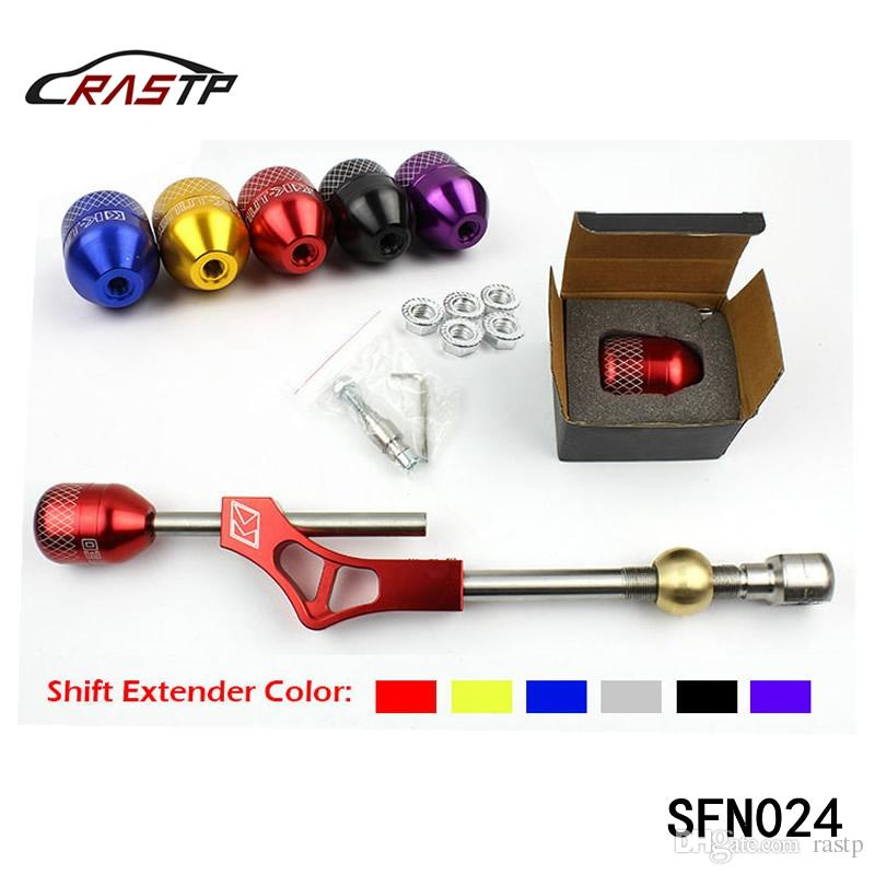 RASTP-K-Tuned Second Generation Height Pro Circuit Shifter Extender For  Honda B and D Series With K-Tuned Shift Knob RS-SFN024