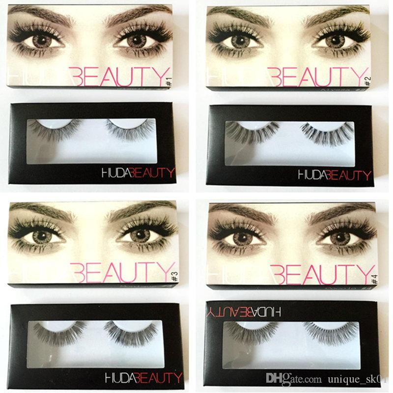 Top False Eyelashes Eyelash Extensions handmade Fake Lashes Voluminous Fake Eyelashes For Eye Lashes Makeup DHL Free