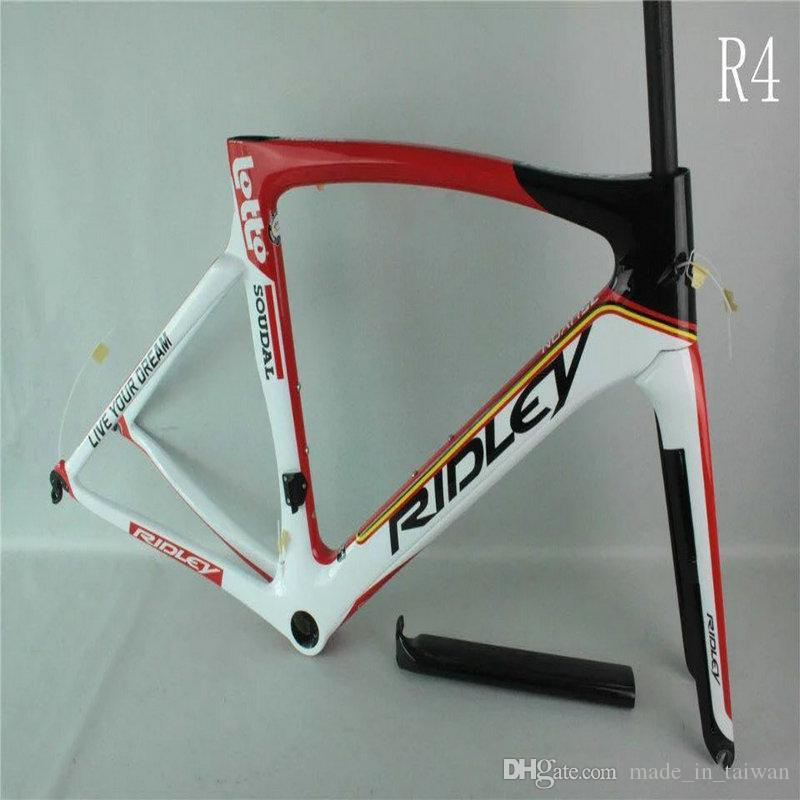 New arrival china glossy white red bicycle carbon frame T1000 road bike frame light weight carbon frame in china