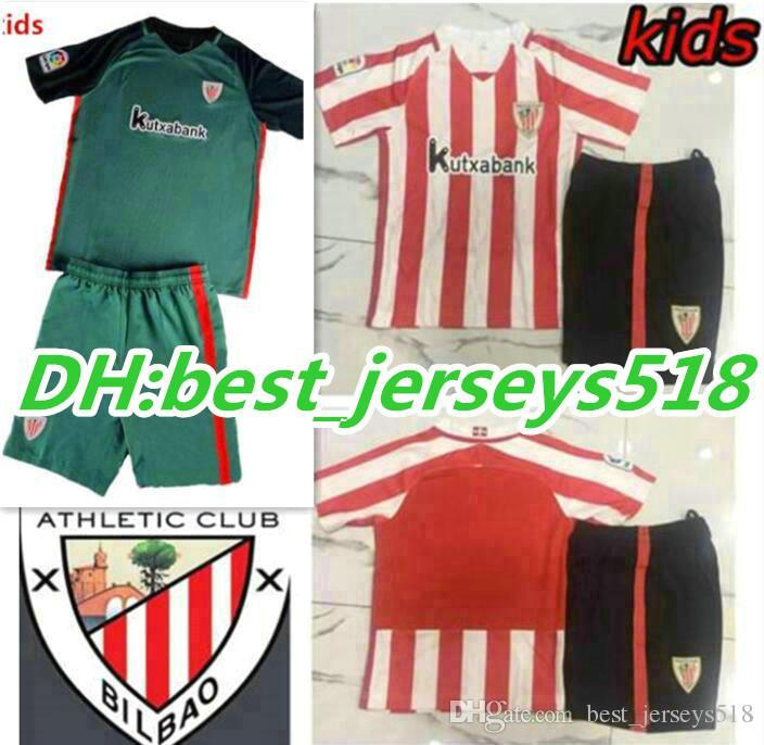 camisetas de futbol Athletic Club niños