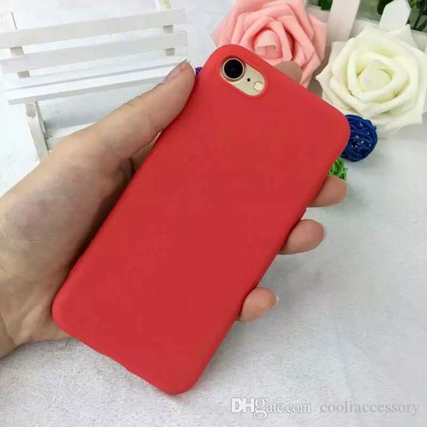 Luminous Soft TPU Case For Iphone 7 7plus I7 6 6S Plus Huawei P9 Matte Frosted Glow In Dark Silicone gel Cell phone Skin Cover Luxury
