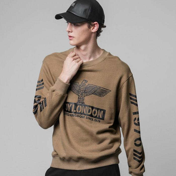 42abf7dd7 2019 2017 New Women/Men Boy London 3D Loose Long SLeeve Punk Eagle Printed  Hoodies Sweatshirts Galaxy Clothes Pullover Tops From Sunglass168, ...