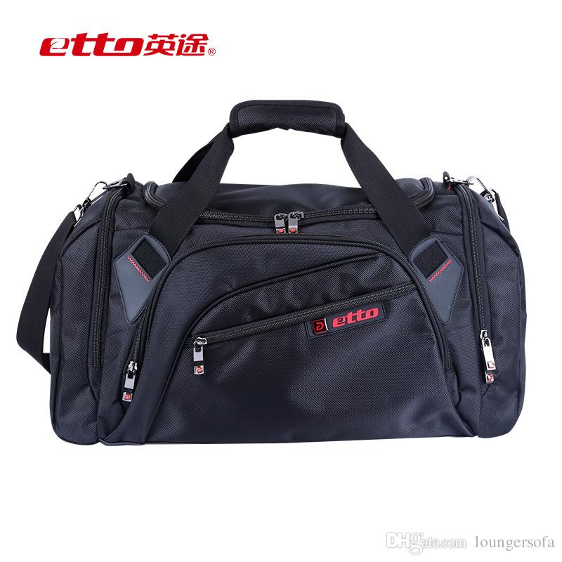 Sports Bag Large Capacity Water Proof Unisex Independent Shoes Storage Ball Fitness Pack Portable Single Shoulder Leisure Bags 138sj F