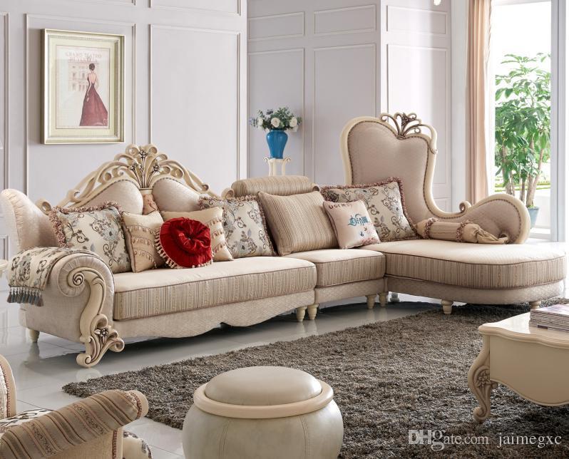 Compre Sofá Seccional Moderno Sofá Juegos Muebles De Sala A $5909.55 ...