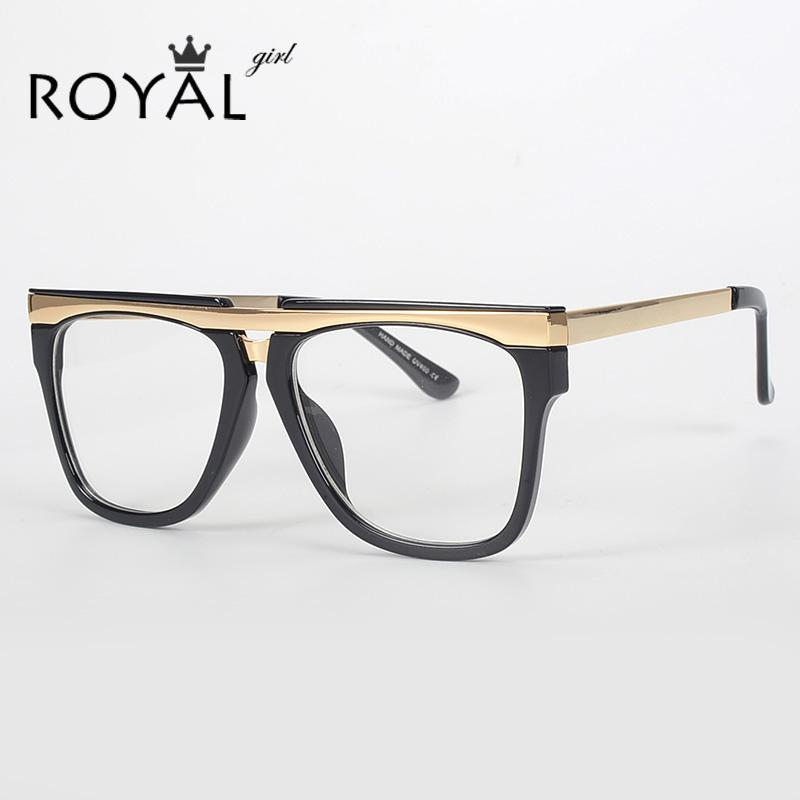 3fa42653d83 2018 Wholesale ROYAL GIRL High Quality Women Eyeglasses Frames Acetate  Spectacle Frame UV Protection Glasses Ss025 From Goodlines