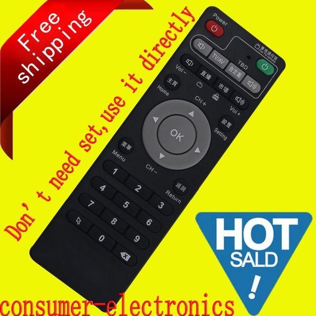 Wholesale- FOR unblock TV BOX UBOX Remote Control Controller For UNBLOCK  BOX REMOTE CONTROL S800 S900 REMOTE CONTROL REMOTO