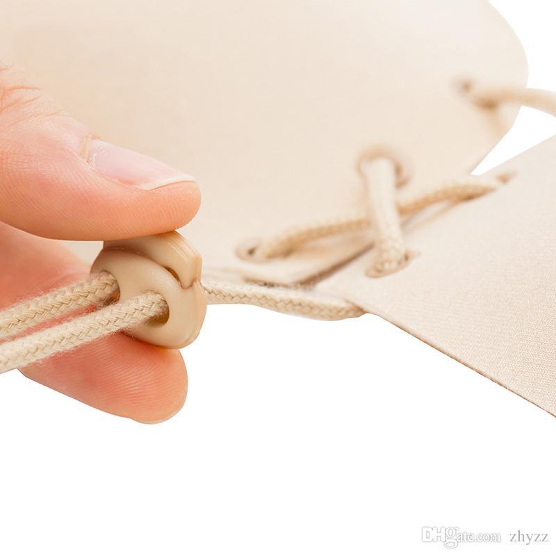 Bayan Straplez Görünmez Sütyen Backless Kendinden Yapışkanlı Push Up Kanatları Yapışkan Sihirli Sütyen Artı Boyutu A B C D