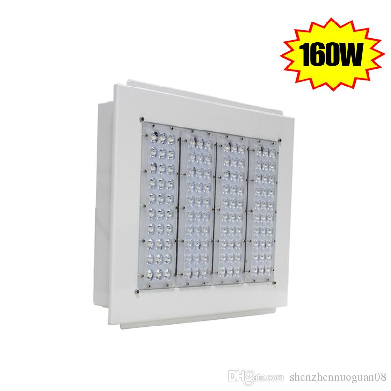 160w Led Area Canopy Gas Station Light Outdoor Ceiling Mount White 100 277v 5000k Daylight Gas Canopy Flood Lighting Floodlighting Christmas Flood Lights ...  sc 1 st  DHgate.com & 160w Led Area Canopy Gas Station Light Outdoor Ceiling Mount White ...