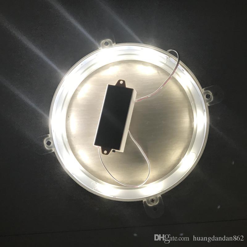 Freeship Cornhole LEDライトリングセットの豆バッグトスゲームコーンスホールライト簡単にインストール高品質