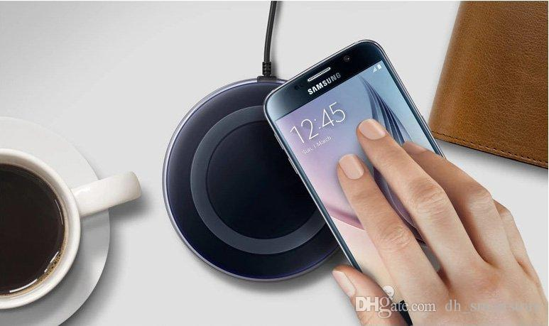 100% Original Wireless Charger Charging Pad EP-PG920I QI For Samsung Galaxy S6 s7 Edge s8 plus note8 G9250 N9200 Note5 Nokia Lumia 920 HTC