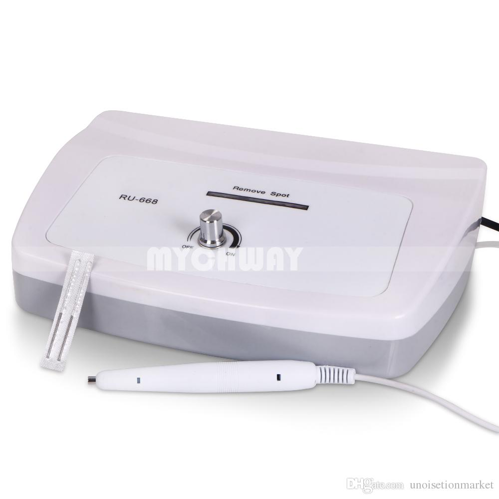 Laser Removal Scars Acne Reduction Beauty Machine Mole Removal Spot Anti  Freckles Salon Home Use