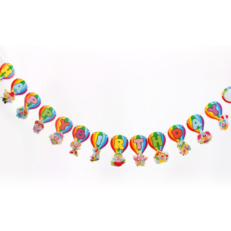 2018 wholesale letter hanging flags 36m balloon patterns happy 2018 wholesale letter hanging flags 36m balloon patterns happy birthday decor for children party decorations kids new arrival banner supplies from copy02 spiritdancerdesigns Image collections