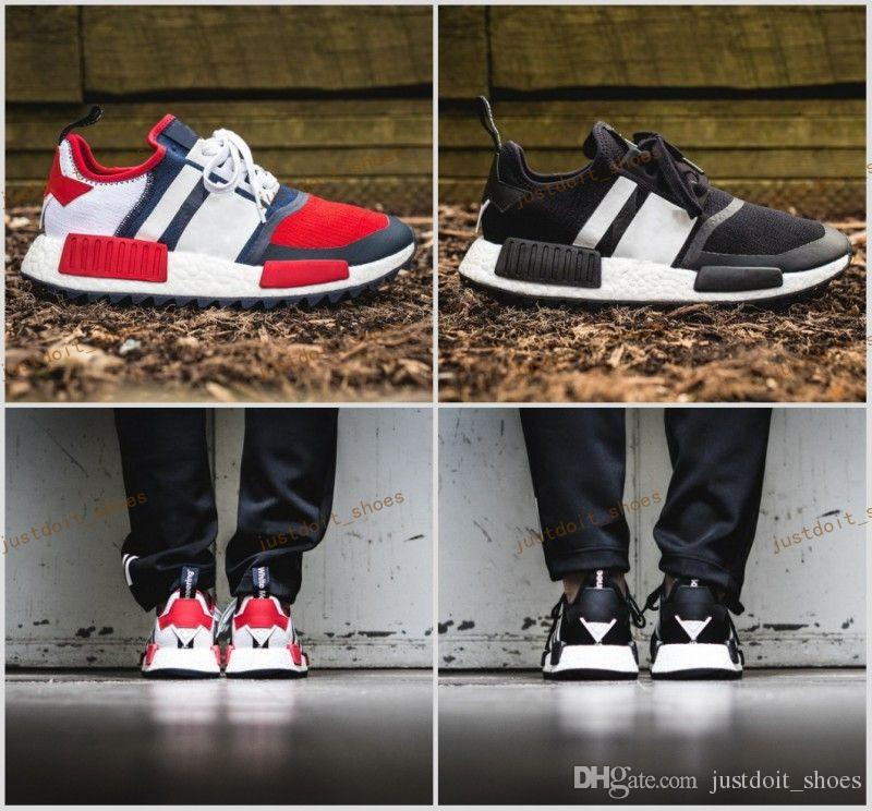adidas Originals NMD Xr1 Boost Shoes Women's Sneaker Trainers