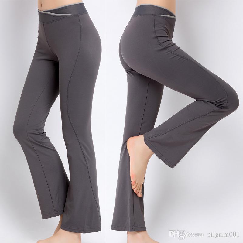 Yeni Stil Kadın Yoga Pantolon Yüksek Kalite Ince Koşu Spor Tayt cinsel Iyi Elastik Meslek Spor Pantolon