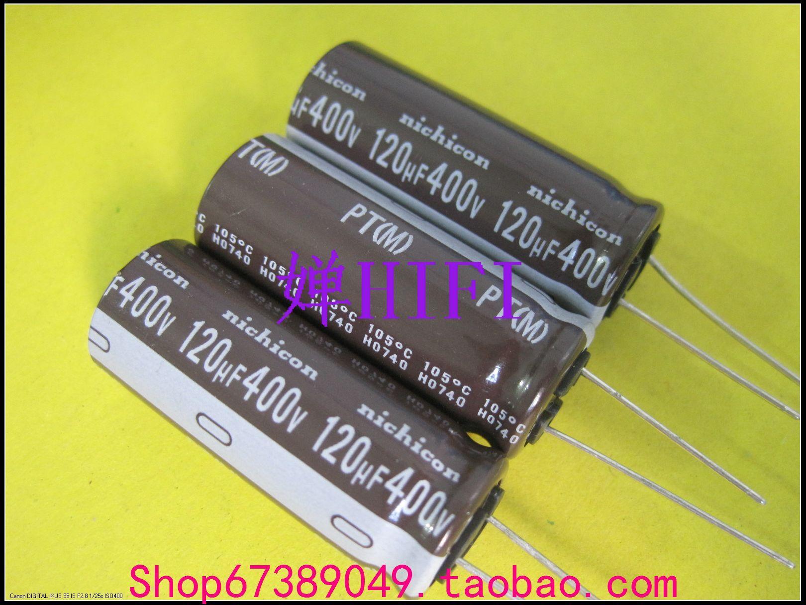 20pcs 16V 47uF 16V NICHICON PJ 5x11mm Low Impedance Long Life Capacitor