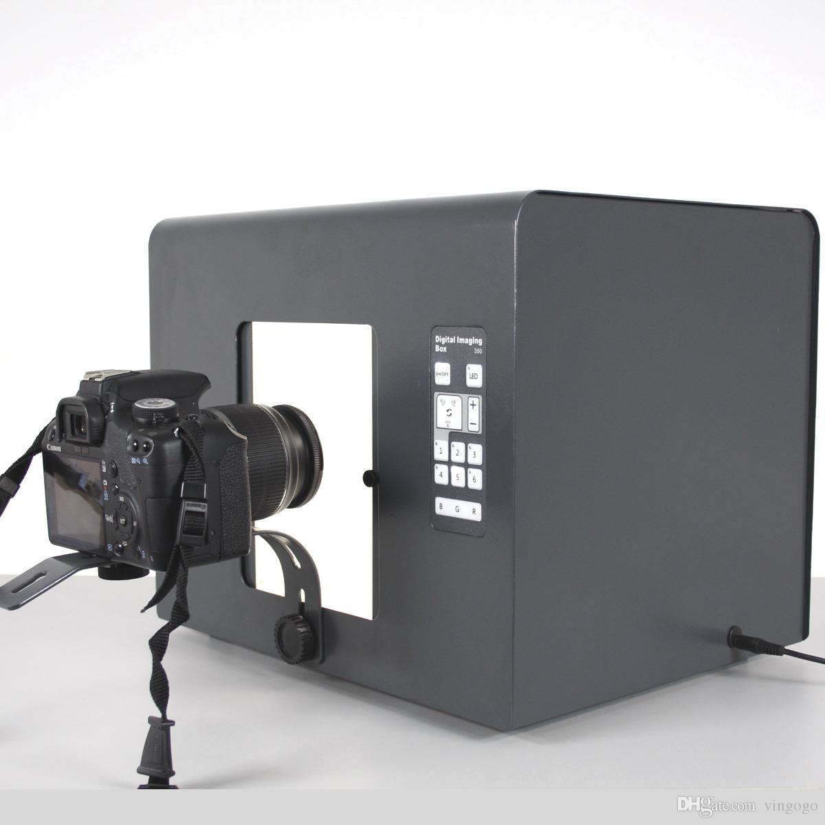 الصمام SANOTO B430 الرقمية قابل للتعديل مجوهرات الماس المهنية البسيطة التصوير الفوتوغرافي استوديو الصور ضوء مربع صندوق الصور الفوتوغرافي Softbox