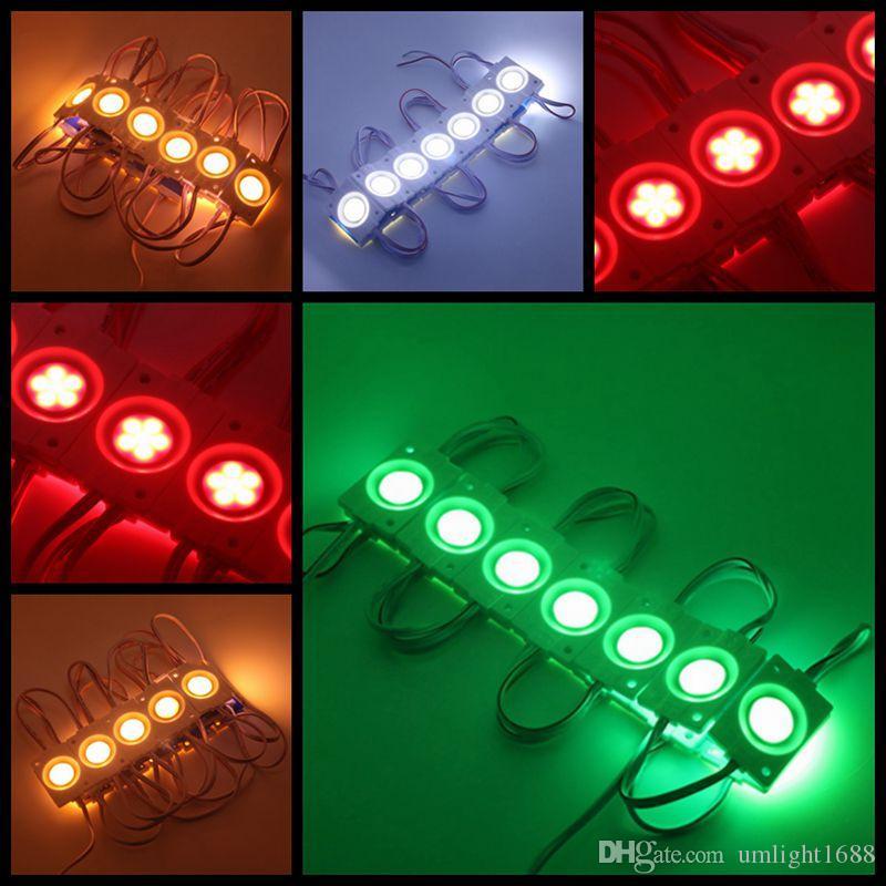 DC12V COB LED Modul Injection LED Licht Hintergrund Lampe 1led Wasserdichte Super Helle LED Hintergrundbeleuchtung Kaltes Weiß, Warmes Weiß. Blau Grün Rot