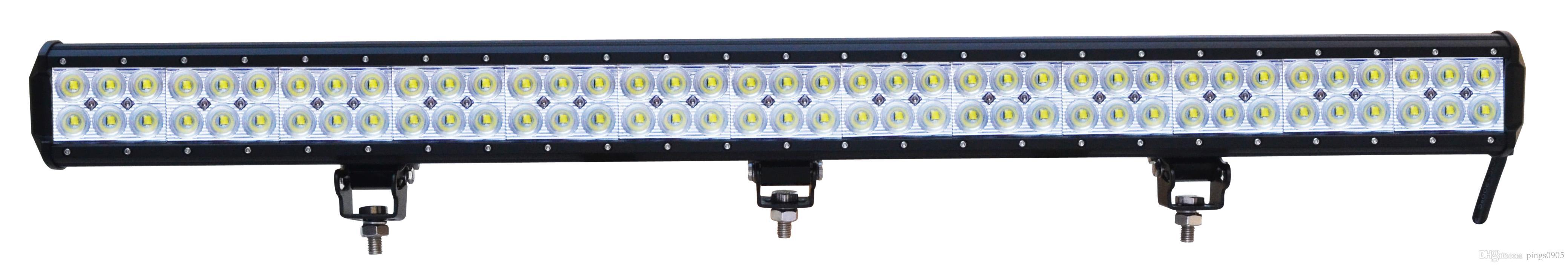 High qulity 36Inch 234W Dual Row LED Light Bar led lights for cars fog light led 12v flood light