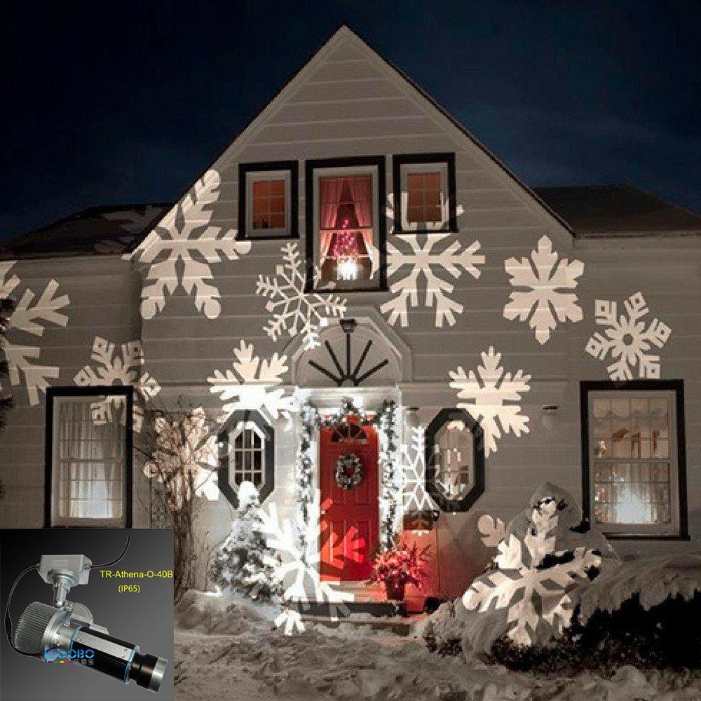 크리스마스 프로젝터 조명 사용자 지정 패턴 할로윈 조명 스포트 라이트 방수 정원 램프 조명 프리 프로젝션 장식 조명