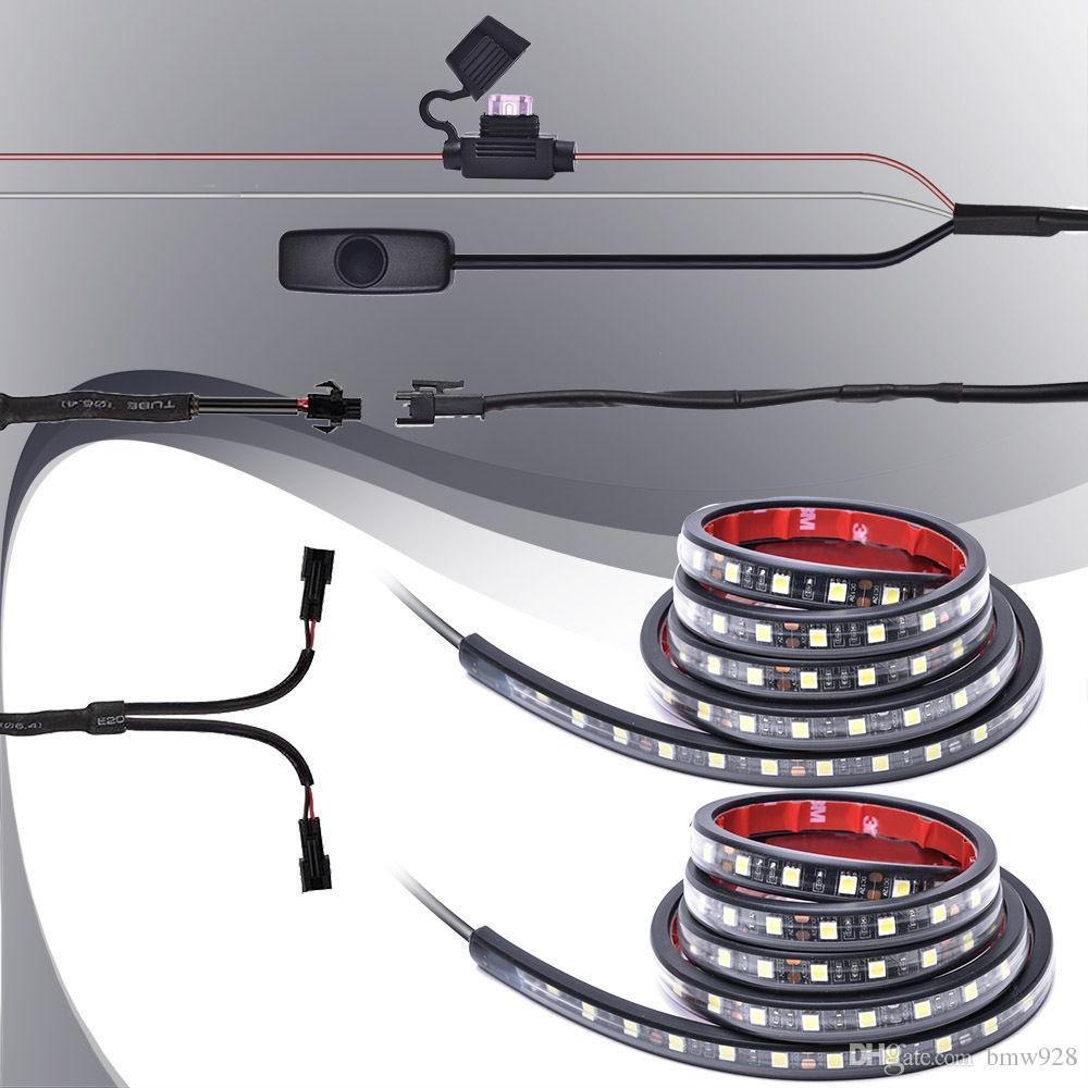 Interruttore on-off kit di illuminazione impermeabile, kit da