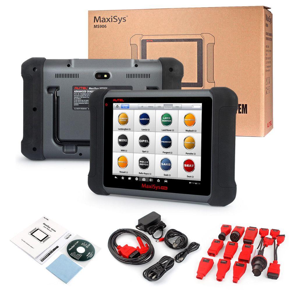 AUTEL MaxiSYS MS906 8