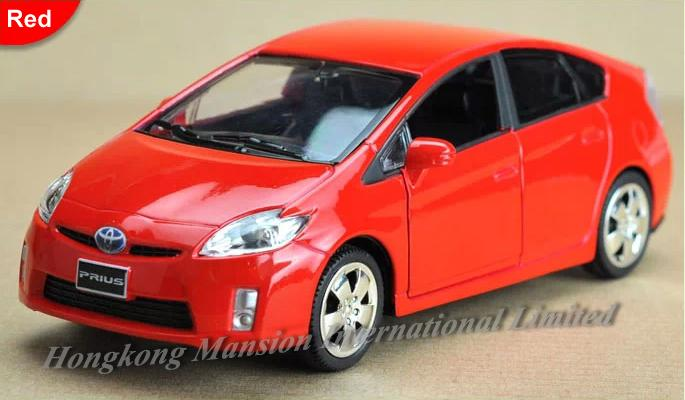 2018 1 32 Scale Alloy Diecast Car Model For Toyota Prius