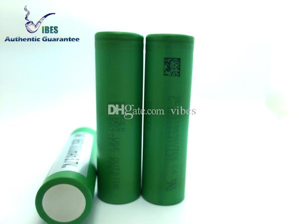 Authentic Guarantee - VTC6 C6 18650 Rechargeable Battery / 3000mah 30a Discharge Lithium Batteries High Drain 18650 Battery