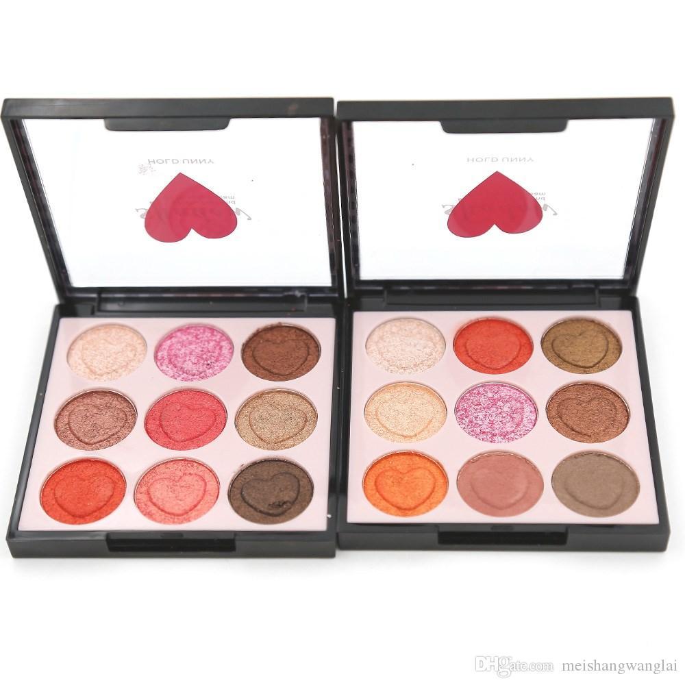 Sombra de ojos crema Sombra de ojos Paleta Shimmer Matte Shadow Fácil de usar de tamaño completo Net 8g