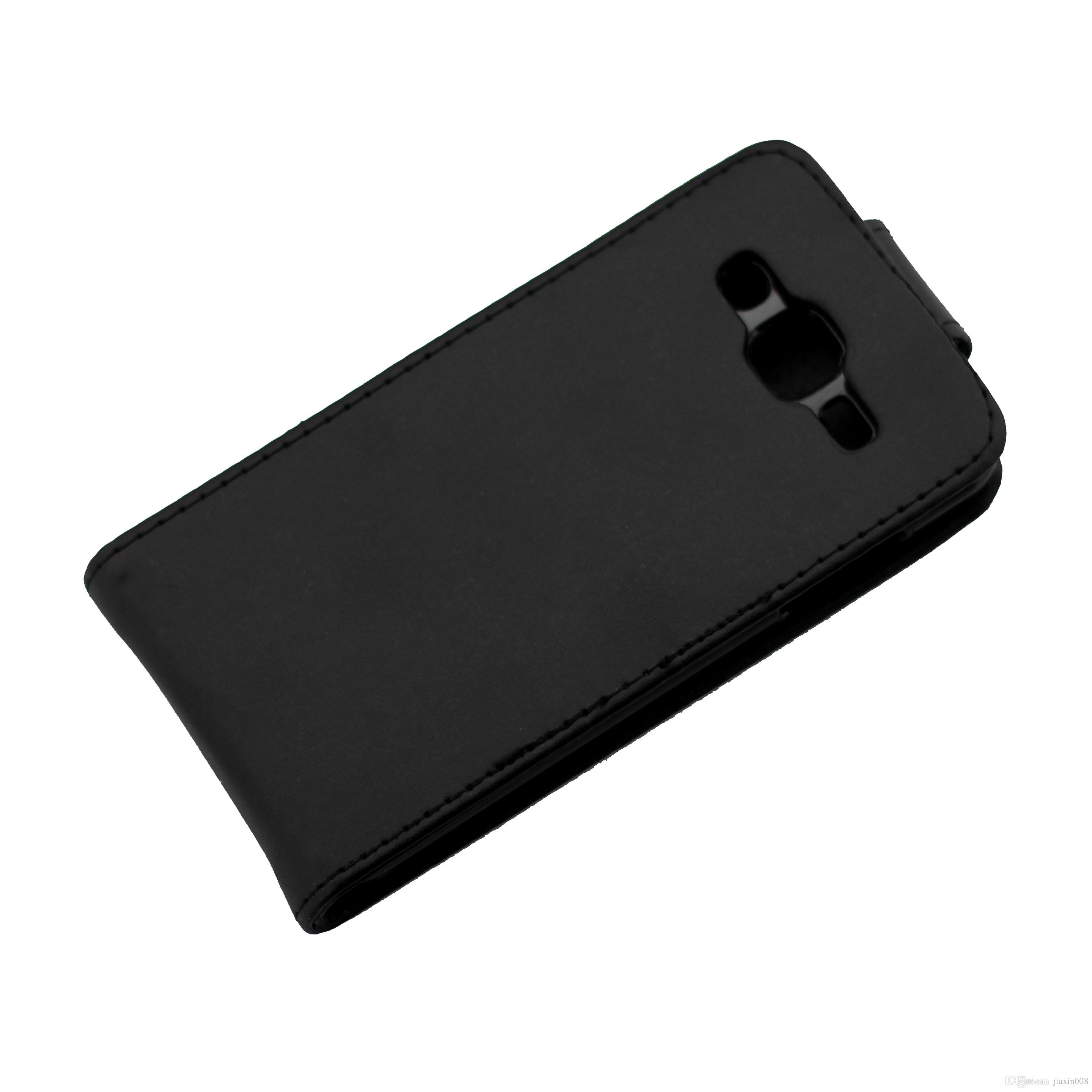 Phone Bags Flip Cover For Samsung Galaxy J2 J200 phone case Back coque PU leather Flip Vertical Up-Down Open skin pouch Phone Cover