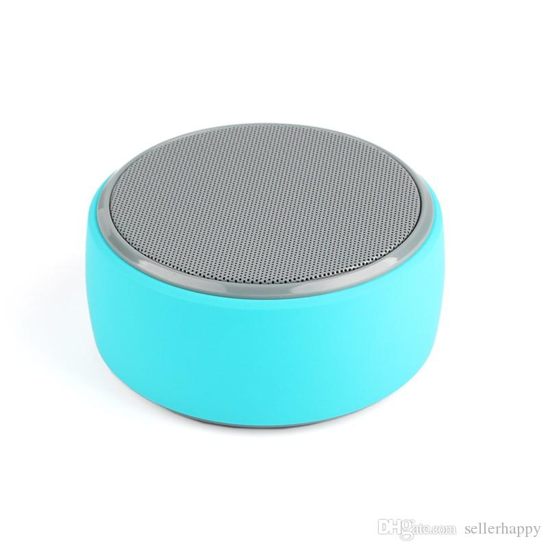 2016 BS-01 HZ668 Bluetooth Speaker Wireless Portable Mini Super Bass HiFi Stereo Subwoofer Loudspeakers Support TF FM for Phone Computer