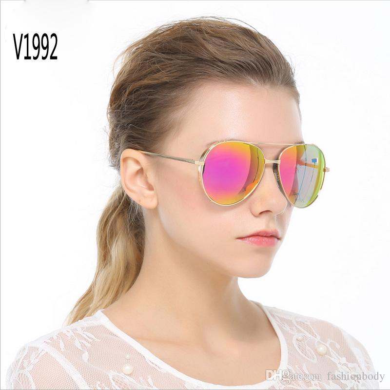 5967d754a4 Sunglasses For Women Oval Face China Glass Wholesale Summer Europe  Wholesalers Glasses Support Polarized UV400 New Fashion Eye Protection  Designer ...