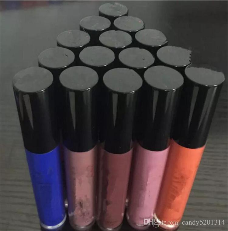 뜨거운 새로운 메이크업 매트 액체 립스틱 립글로스 22 색상 Mattely 사랑에 빠지다 22 매트 트릭 스파이스 lipgloss 고품질 DHL 무료 A08