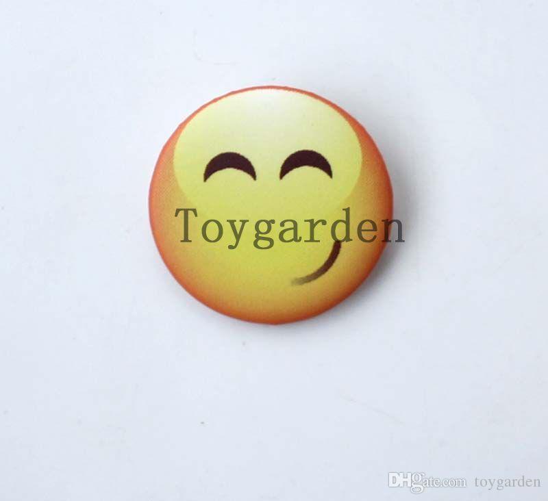 Venda a granel das últimas Emblema Botão de Segurança Pins Crianças Presentes Do Partido Diâmetro 25mm frete grátis
