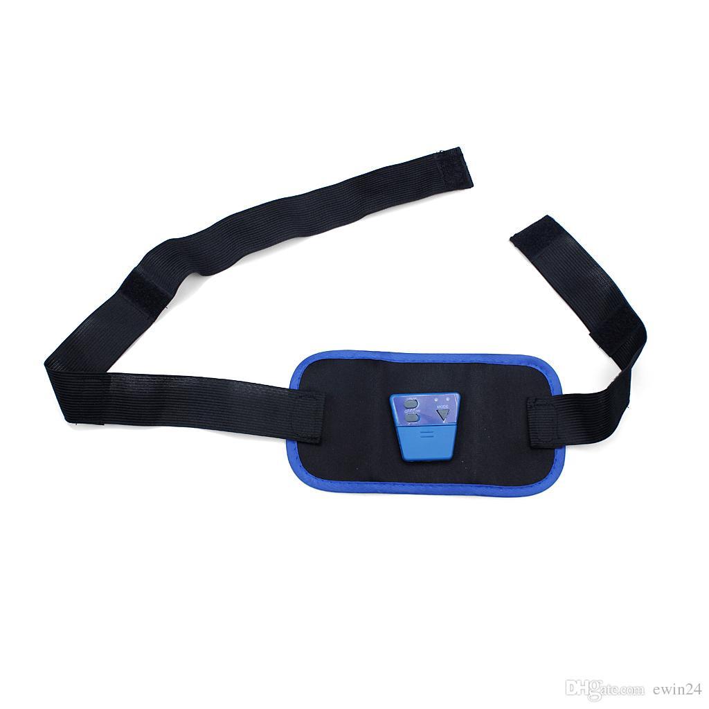 Gimnasia electrónica Cinturón de adelgazamiento Músculo Ejercicio Toner Tonificación Cinturones Gimnasia Cinturón de masaje Músculo Ejercicio Brazo Pierna Abdom Cintura Masajeador Cinturón