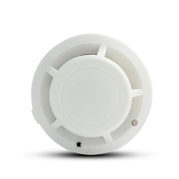 Fire Alarm 315/433MHz frequency wireless smoke detector Sensor Home Factory Ware House Safe Protection System accessories