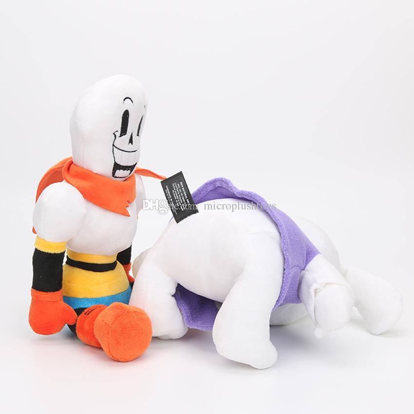 Undertale Plush Toys Frisk Chara Sans Papyrus Frisk Asriel