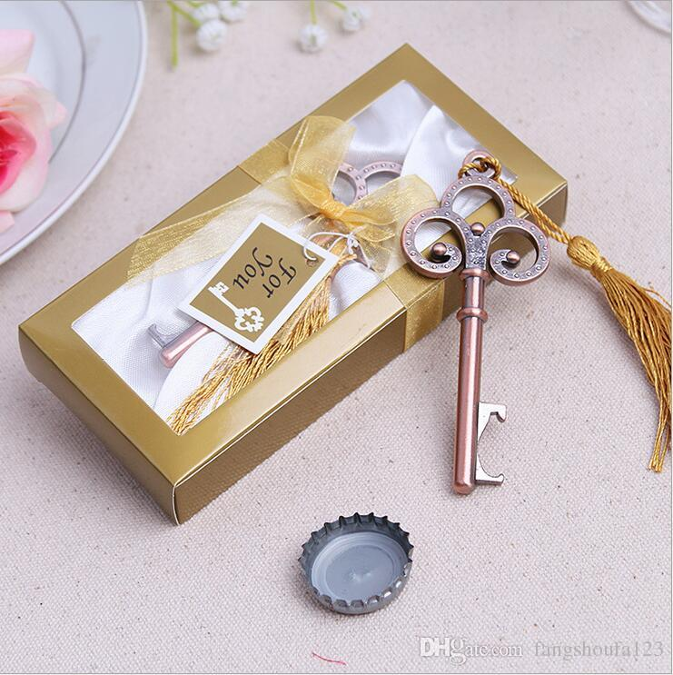 Antique Victorian Key Bottle Opener Wedding Favors Guest Gift Party For Guests From Fangshoufa123 539