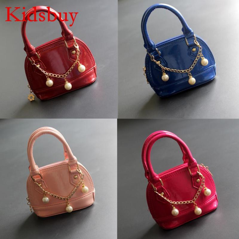 7dd31b21ff Kidsbuy Special Design Handbags Children s Pearl Totes Kids Small ...
