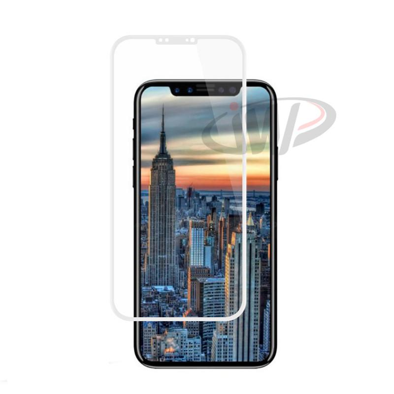 For iPhone X 3D Curved Full Coverage Tempered Glass Phone Screen Protector Ultra Thin 0.33MM Flim for iPhoneX i10