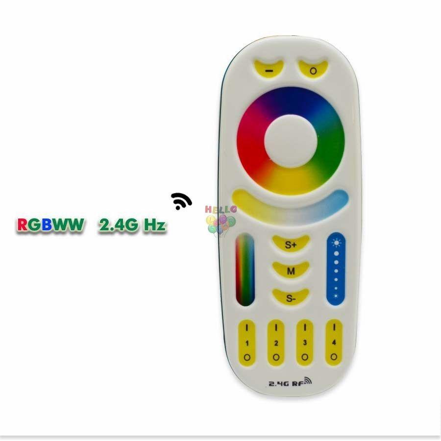 12W 2.4G Milight Led Panel Techo abajo luz regulable Downlight Color Temperatura de color y saturación + RGBCCT Controlador Led