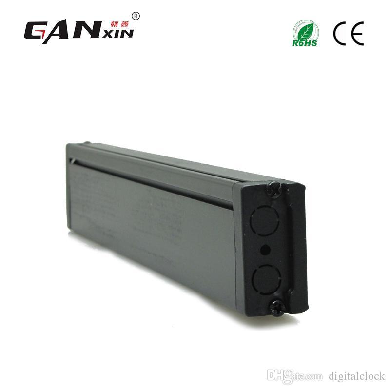[Ganxin] 9 cifre LED da 1 pollici Ultra Luminosità Tubi Timer elettronico da giorno Timer da interno display con telecomando senza fili