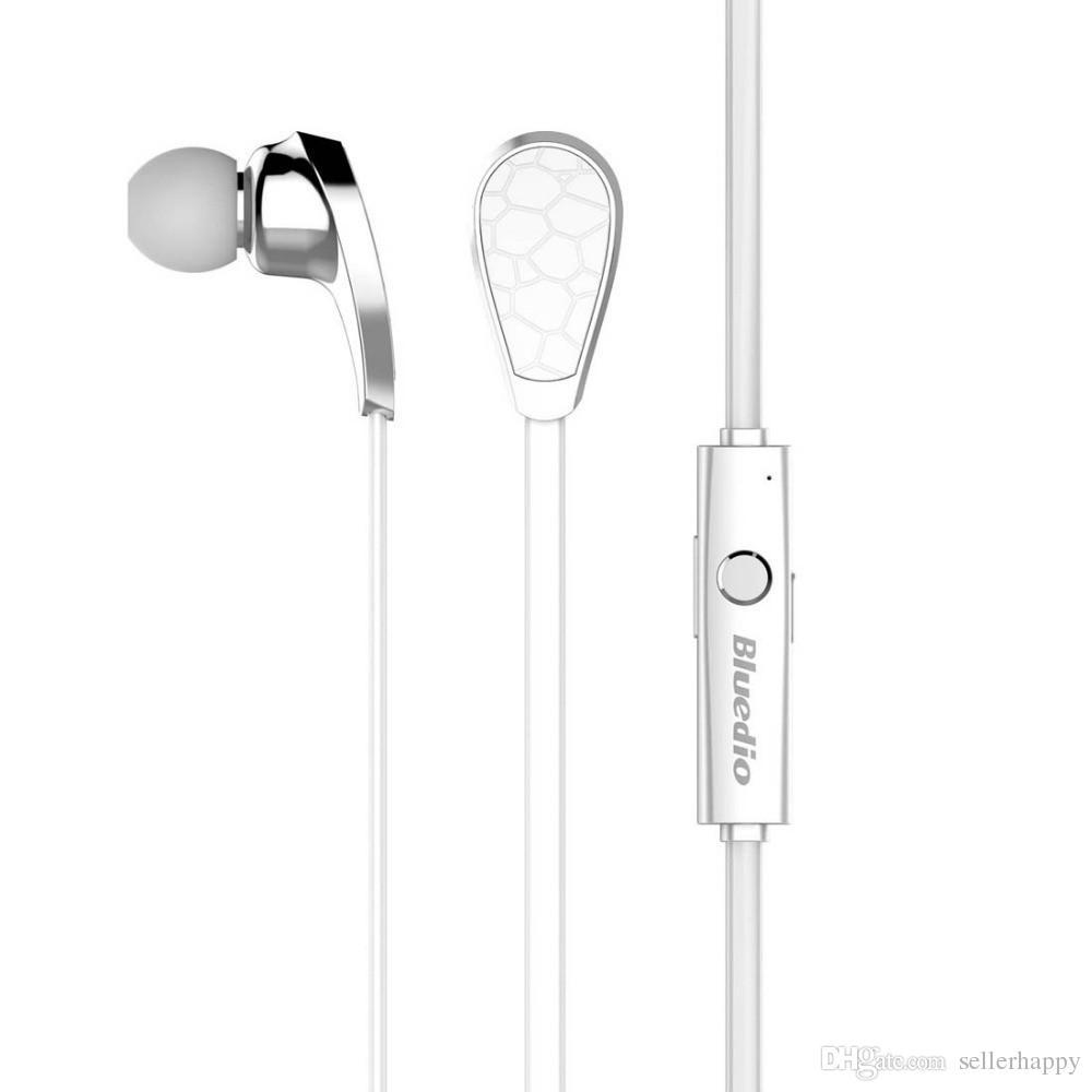 Bluedio N2 Auricular Bluetooth V4.1 Auricular HIFI Deportes Inalámbricos Estéreo Auriculares Conexión de Punto Múltiple Voz Comando