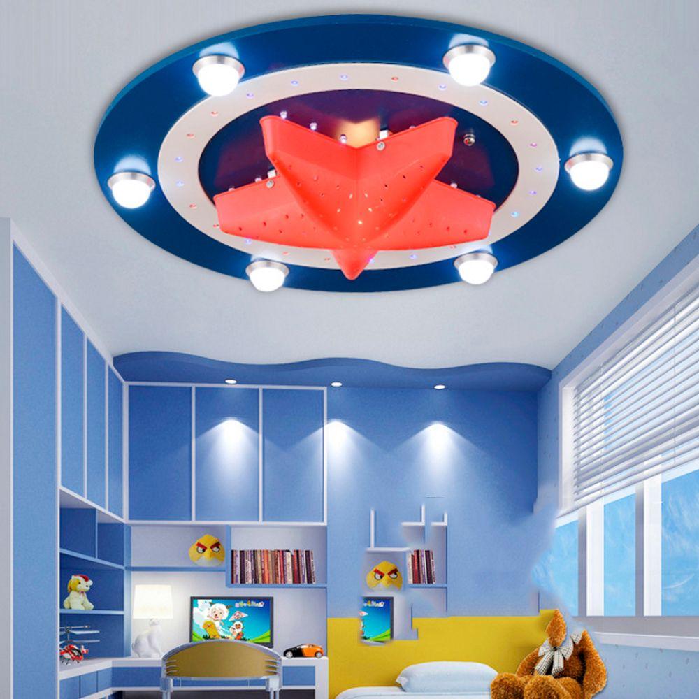 Großhandel Kinderzimmer Beleuchtung Captain America Deckenleuchten ...