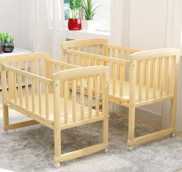 acheter importation nouvelle zlande pin multi fonction bb mignon lit bb petit lit en bois berceau lit bureau changement de 4435 du kingfour dhgate - Petit Lit Bebe