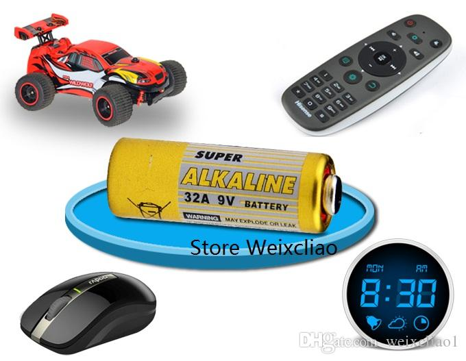 1 32A 29A 9V 32A9V 9V32A 29A9V 9V29A L822 dry alkaline battery 9 Volt Batteries