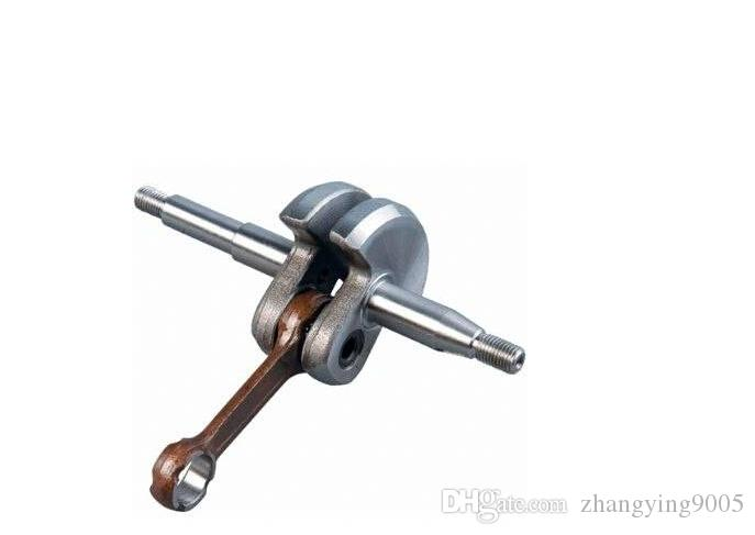 Hochwertige Gartenwerkzeuge 2-Takt-Benzin MS070 Benzin Kettensäge 105ccm Kurbelwelle neues Design Motor Ersatzteile Kurbelwelle