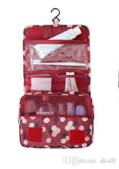 NylonHigh EndQualityTravellingToiletryBest DesignWomenWash - Travel bag for bathroom items for bathroom decor ideas